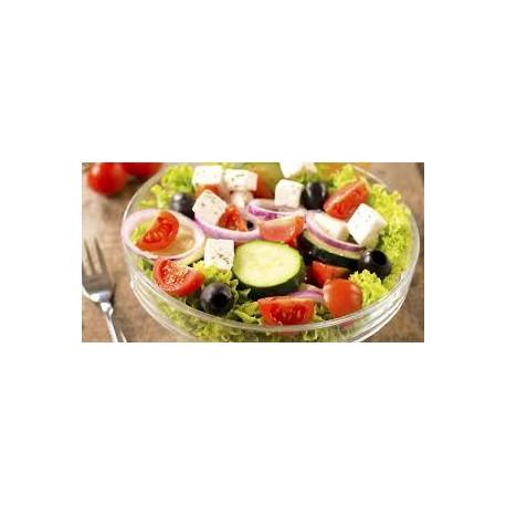 Salade de crudités du marché