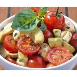 tomates mozza avocat