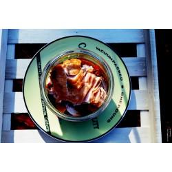 saumon legumes
